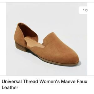 NWT Universal Thread Women's Maeve Faux Leather